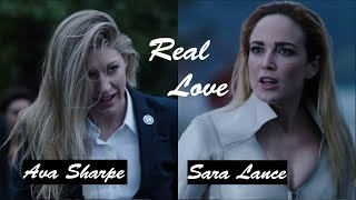 Sara & Ava || Real love || Avalance