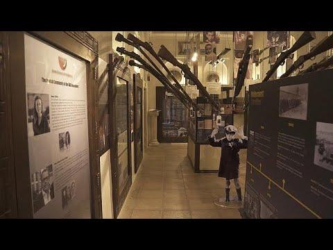 Dubai: Medeniyetler Kavşağı Müzesi'nde 'Yahudi Soykırımı' sergisi