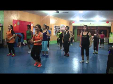 PSY GENTLEMEN MUSCLE CONDITIONING BY TUARAN AERODANCE