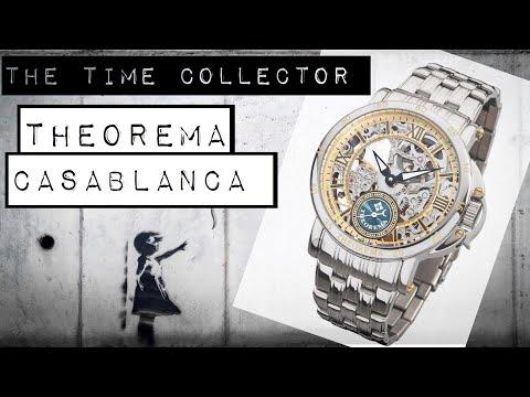 Tufina Theorema Casablanca Review