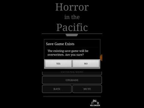 [Horror in the Pacific] Walkthough
