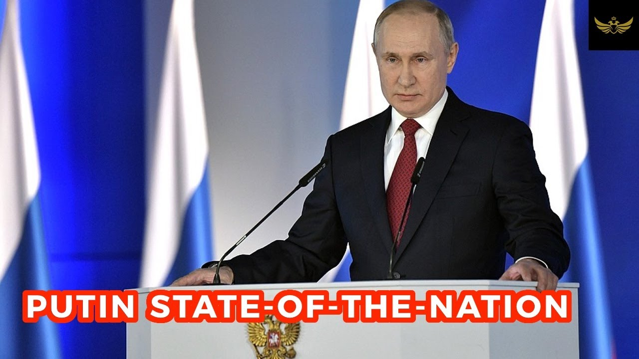 Putin state-of-the-nation