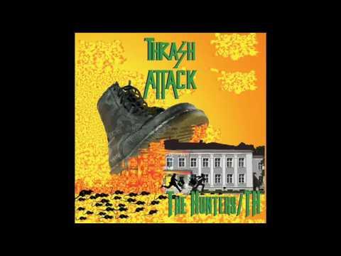 The Hunters / TH - Thrash Attack (Full Album, 2017)