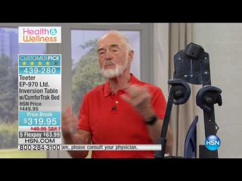 HSN | Teeter Inversion Fitness Solution 03.12.2017 - 07 PM