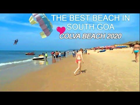 Colva Beach Goa|Go Goa Go|#Indiatourist|#Indiaplaces