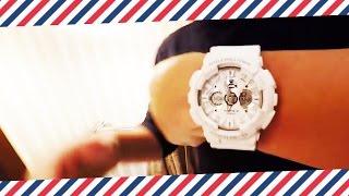 КАК ПОЧИСТИТЬ CASIO G-SHOCK?(Сегодня я покажу как очистить часы CASIO G-SHOCK! Будем использовать меламиновую губку! ➨Подписывайтесь на мой..., 2017-01-12T18:39:30.000Z)