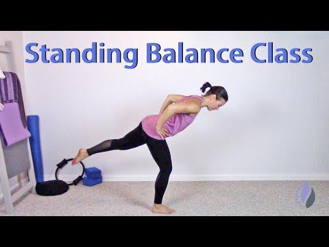 Standing Balance Class