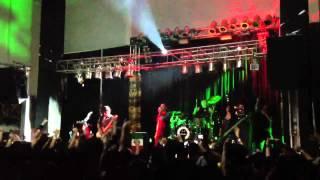 COAL CHAMBER DARK DAYS LIVE 2012