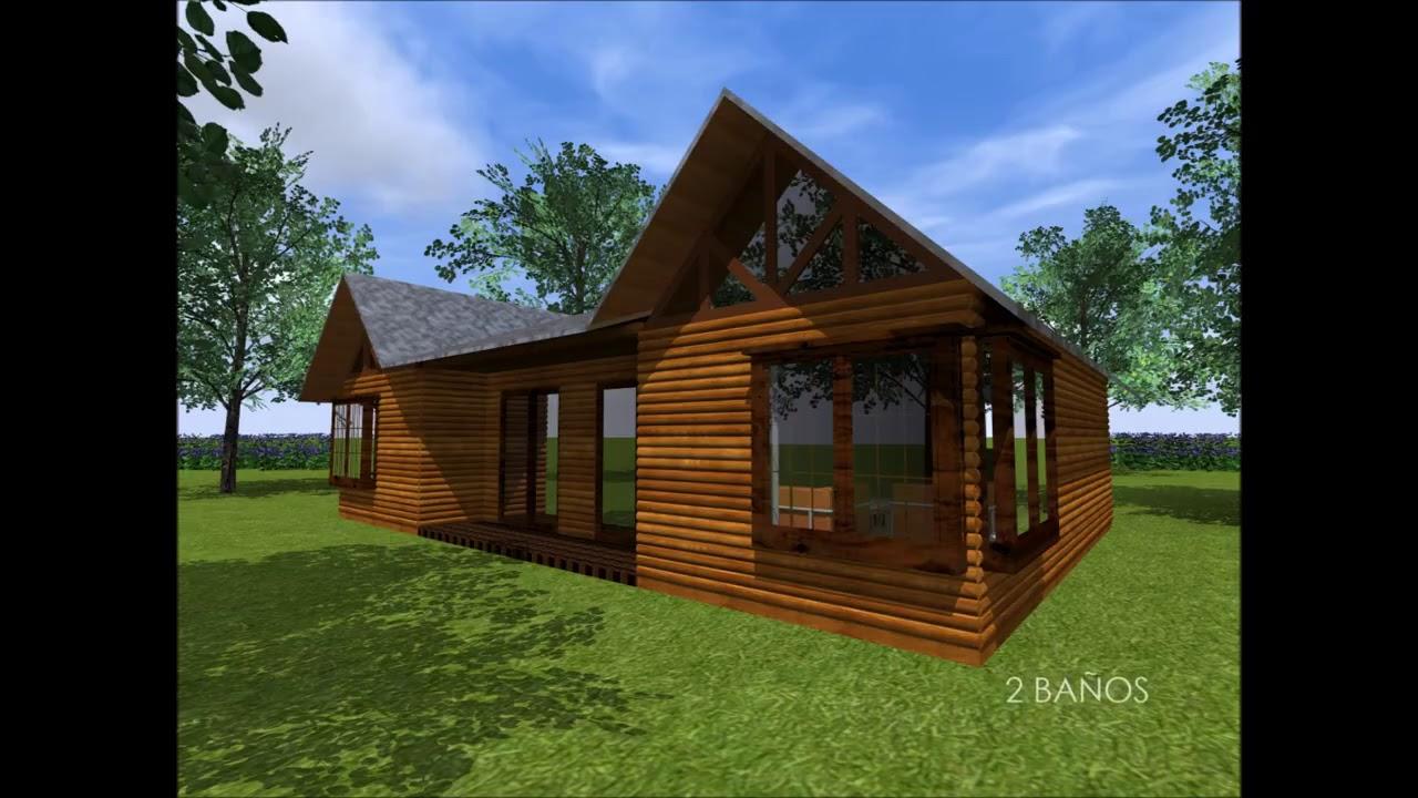 Casas Prefabricadas Concepcion Youtube