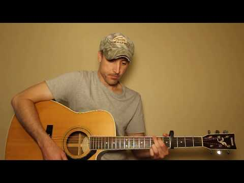 Right Girl Wrong Time  Jon Langston  Guitar Lesson  Tutorial