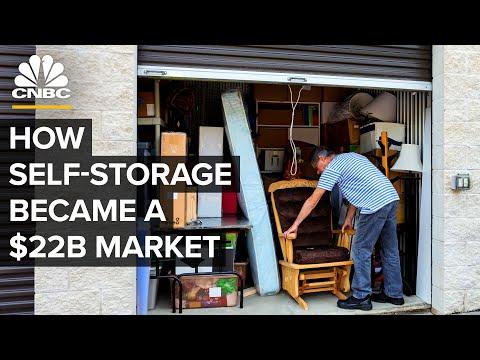 How Self-Storage Companies Make Billions