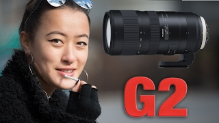 Tamron G2 70-200mm f2.8 SP - HANDS ON