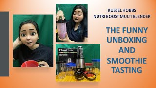Russell Hobbs Nutri Boost Mult…
