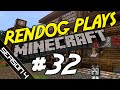 Minecraft Survival Lets Play [S4E32] - Sign On the Dotted Line!