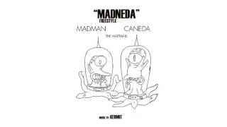 CANEDA & MADMAN - MADNEDA FREESTYLE ( HONIRO EXXCLUSIVE ) prod by KERMIT