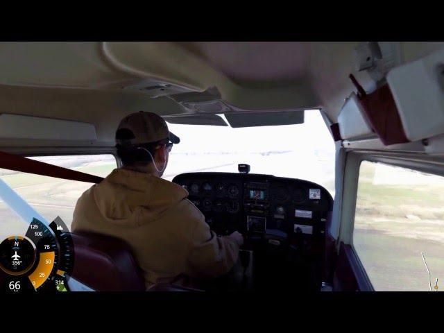1/4/16 - Landing Texas Gulf Coast Regional (LBX)