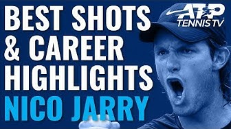 Nicolas Jarry Best Shots And Career Highlights So Far!