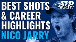 Nicolas Jarry Best Shots And Career Highlights So Far!