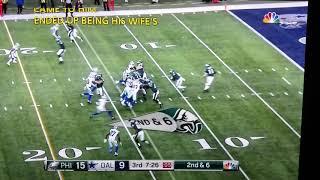 Jay Ajayi #36 71yd run Eagles/Cowboys