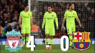 Liverpool completed a historic comeback at anfield as barcelona crumbled once again in the champions league. two goals each from origi and wijnaldum booked l...
