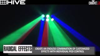 Chauvet Hive LED DJ or Nightclub Effect Light