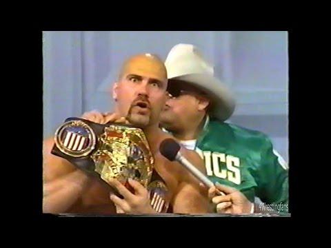 NWA World Championship Wrestling 12/27/86