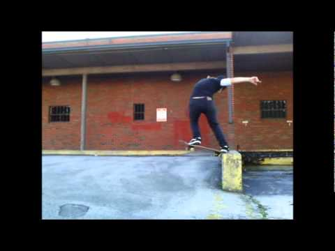 A day out sk8ing...not landing much