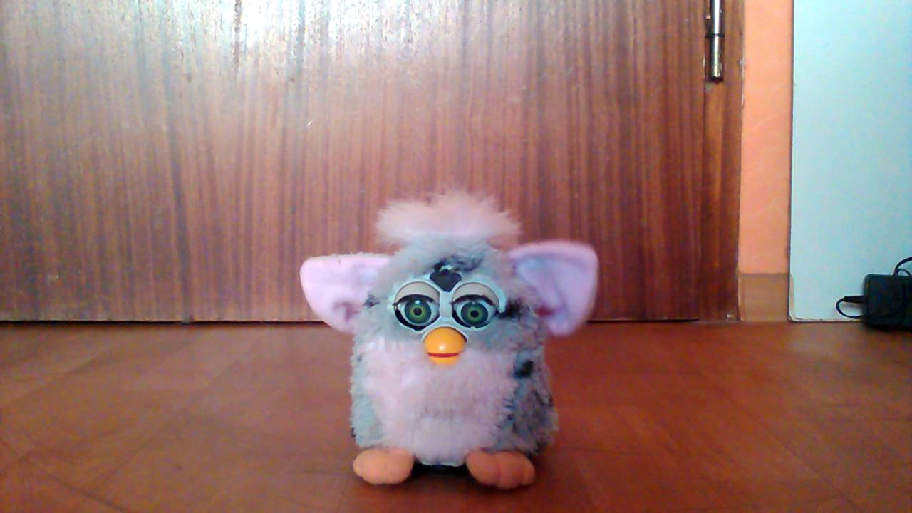 Furby 1. Generation Anleitung