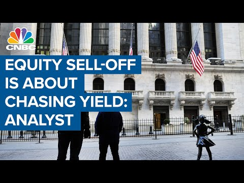 Equity sell-off is about chasing yield: Needham analyst