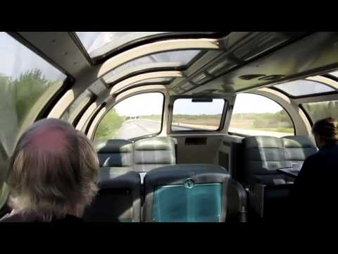 """ViaRail """"Canadian"""" Train Sleeper Tour"""
