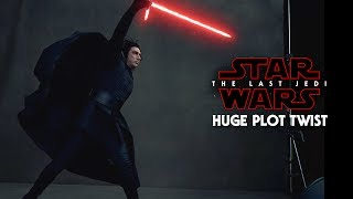 Star Wars The Last Jedi - The Huge Plot Twist