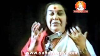 English Speech Incarnation Shri Mataji # sahaja yoga is a moral life # Diwali, Delhi