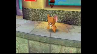 Tom and Jerry War of the Whiskers - Gameplay Xbox (Xbox Classic)  - part 1 Tom