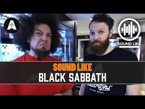 Sound Like Black Sabbath | BY Busting The Bank
