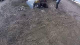 видео: Падение с квадроцикла