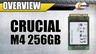 Newegg TV: Crucial M4 mSATA 256GB SATA III Solid State Drive SSD Overview