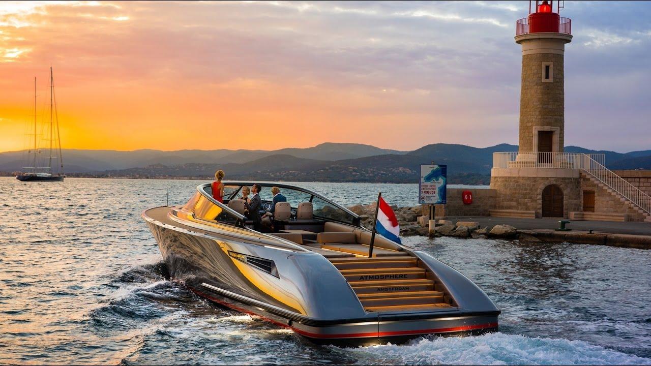 Elegant Impressive Top Speed Wajer 55 Luxury Yacht (by