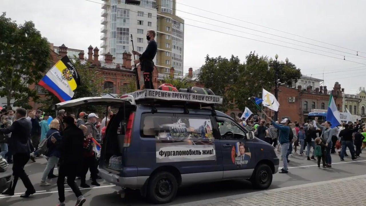 ⭕️ Хабаровск | 50 дней отметят флэшмобами