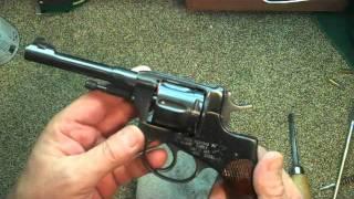 Russian Nagant Revolver M-1895 by FirearmPop
