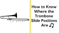 trombone slide positions