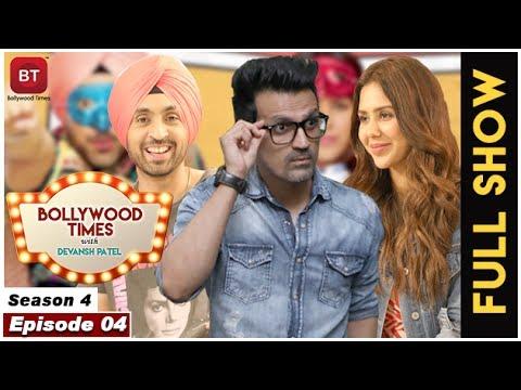 Diljit Dosanjh & Sonam Bajwa talk Super Singh & Ekta Kapoor - Full Episode - Season 4 Episode 04