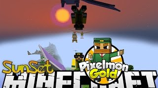 Minecraft Pixelmon Gold #75