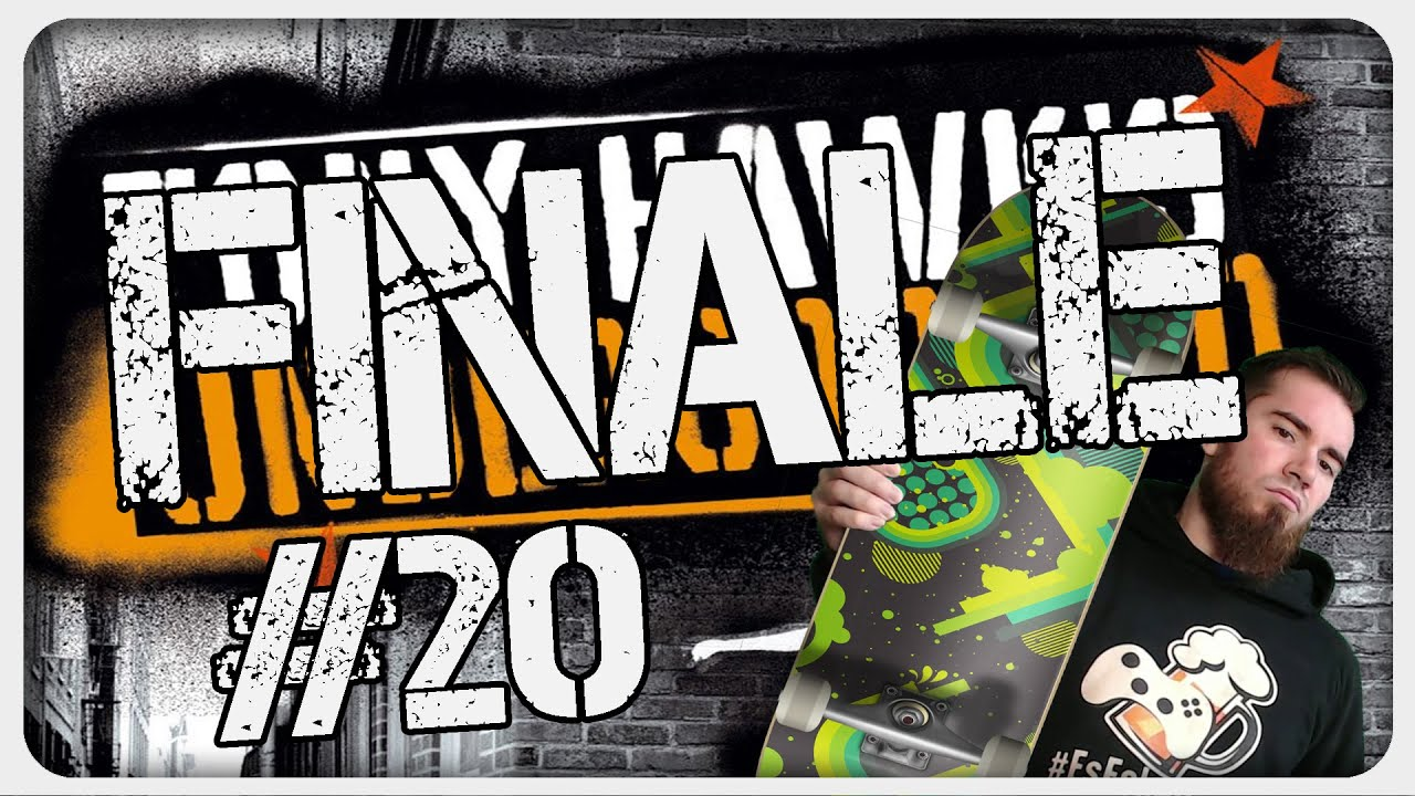 TONY HAWK'S UNDERGROUND 100% #20 ツ KISS! HOTTER THEN HELL! FINALE! - YouTube