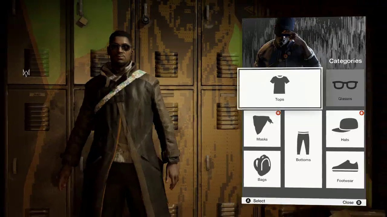 Watch Dogs  Aiden Pearce Outfit