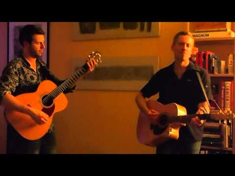 Let Me Down Gently - Morgan Finlay with Christoph Schellhorn and Stephan Nobis