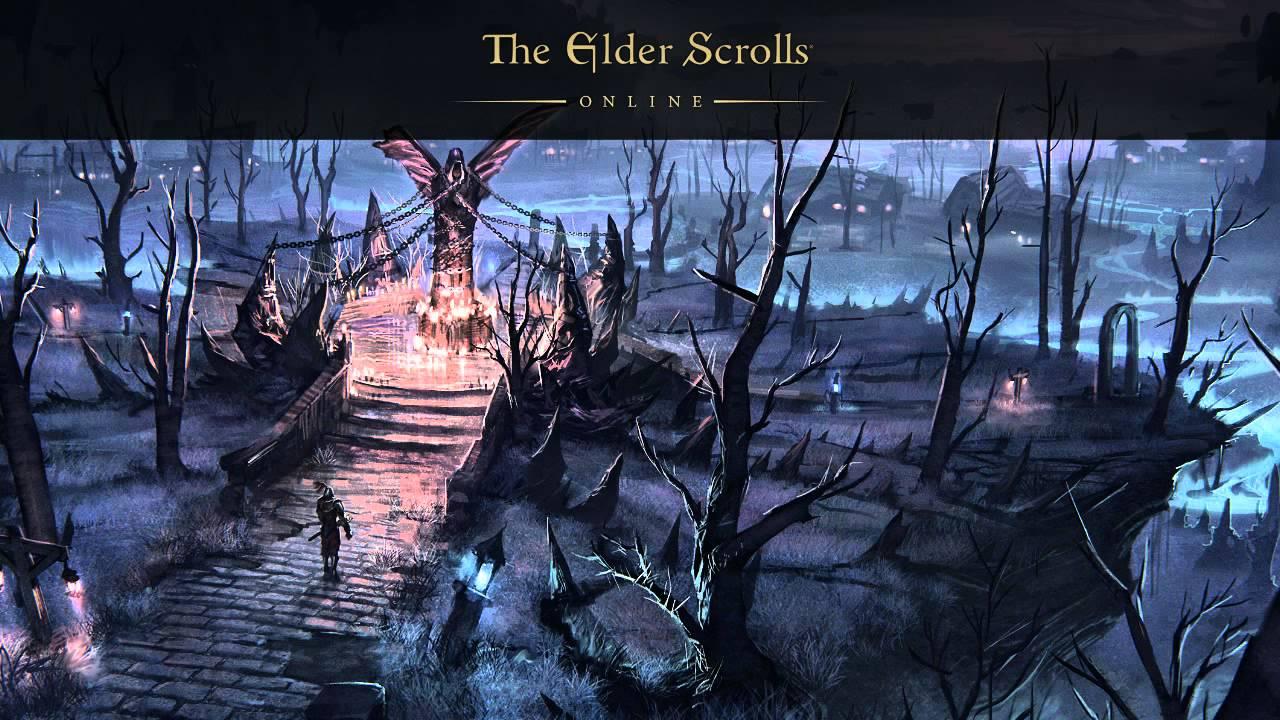 Armin Gutjahr The Elder Scrolls Online Daedra Shrine Youtube