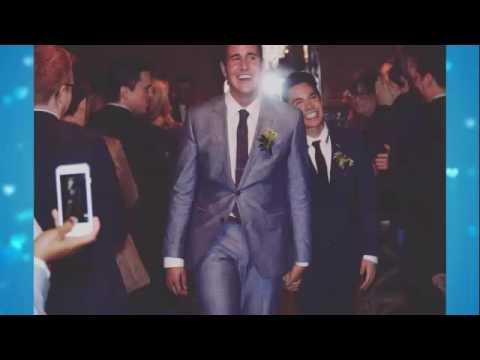 Sam Tsui And Casey Breves Wedding Pics!