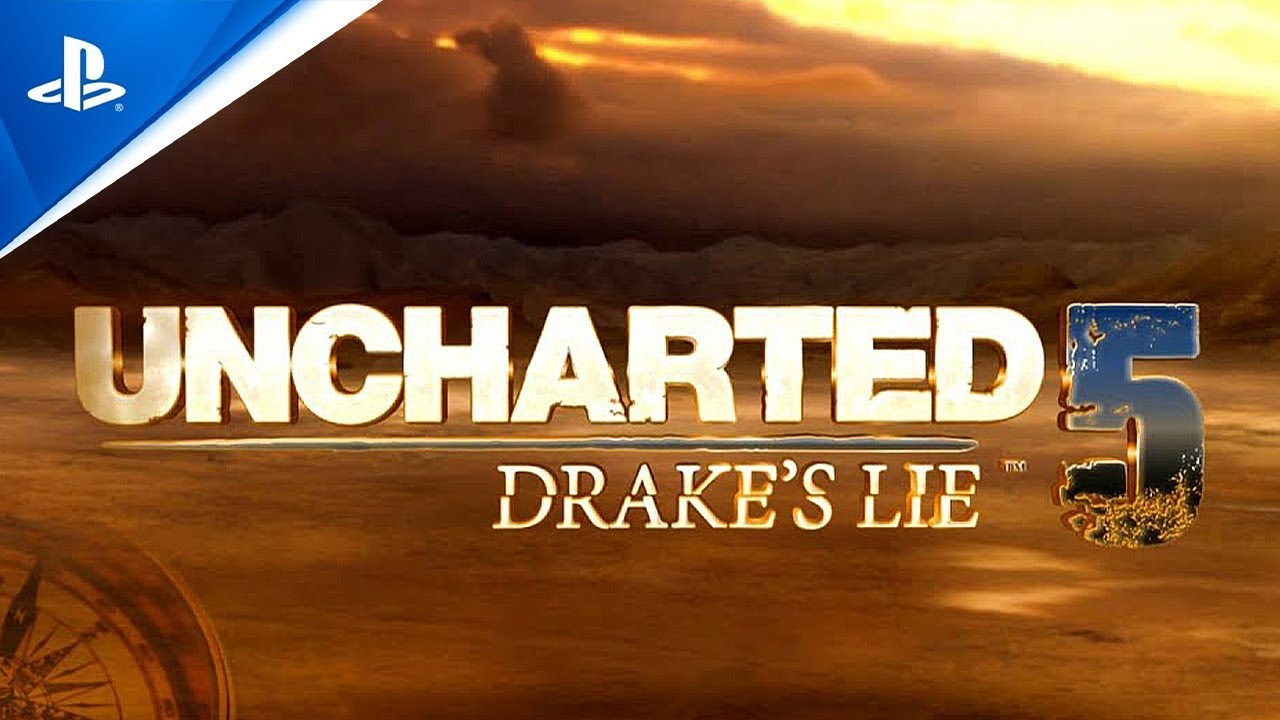 UNCHARTED 5: Drake's Lie - Reveal Trailer | PS5 Fan-Made Concept ( French Voices )