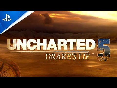 Uncharted 5 Drake S Lie Reveal Trailer Ps5 Concept By Captain