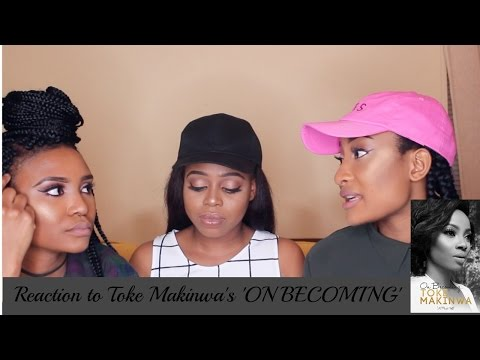 """Relationship #RANTS  & Our Reaction to Toke Makinwa's """"ON BECOMING"""""""